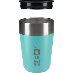 360° degrees Vacuum Travel Mug Regular 355ml, turquoise